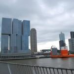 Saliendo de Rotterdam